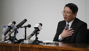 무기노동교화형을 선고 받고 북한에 억류 중인 남한 선교사 김정욱 씨.
