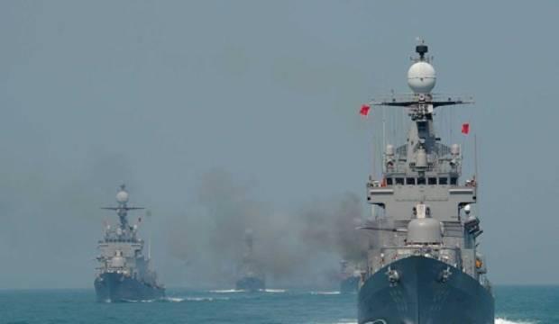 사진은 지난 2017년 한·미 연합 독수리(FE) 훈련 당시 3함대 소속 함정이 해상사격 훈련을 하는 모습.