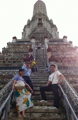 태국 방콕. (사진 제공: 김나리씨)