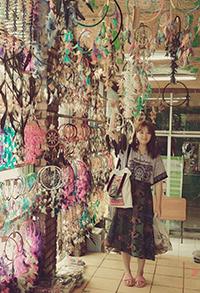 인도네시아에서 유학을 하고 있는 문주원씨. (사진제공: 문주원)