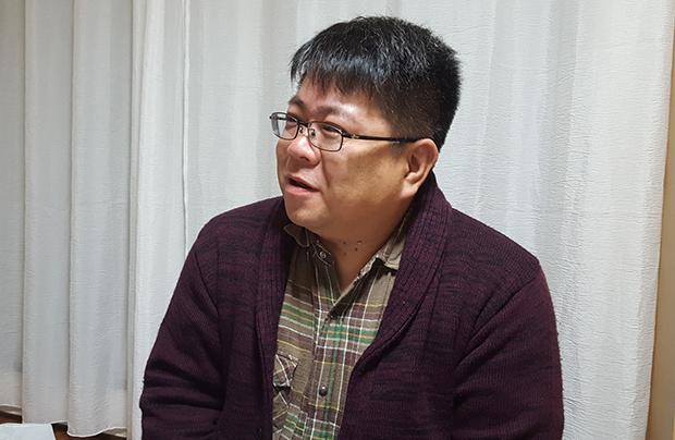 취재진은 지난 3월 30일 가나가와 현에 있는 마츠키 노부히로 씨의 집을 방문해 이야기를 나눴다.
