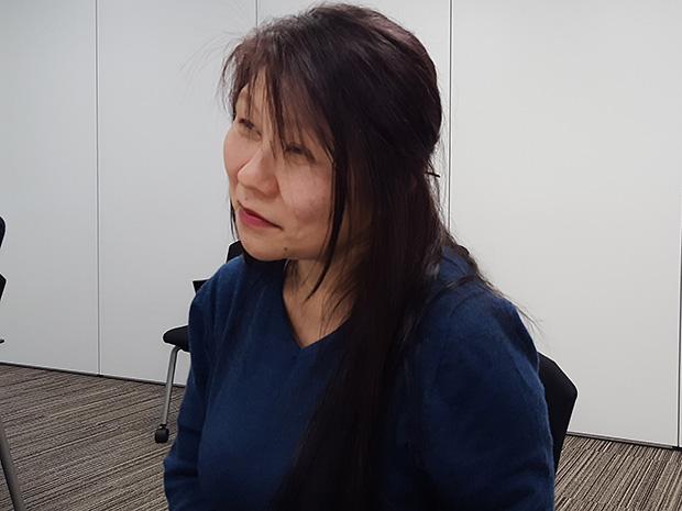 지난 3월 29일 도쿄 납치문제대책본부 회의실에서 만난 사사키 노리코 씨.