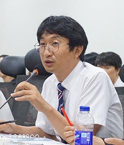 이준혁 한의학정책연구센터장.