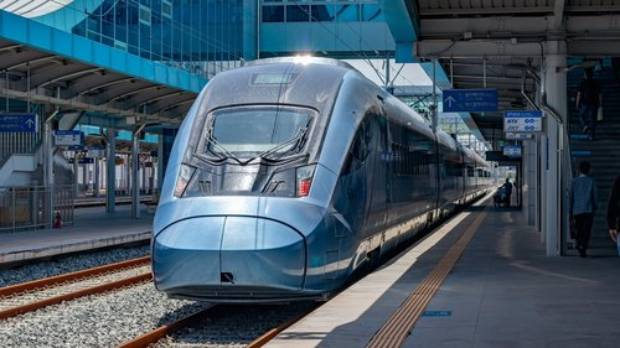 한국철도(코레일)가 올해 말 도입하는 새로운 차세대 KTX 열차.