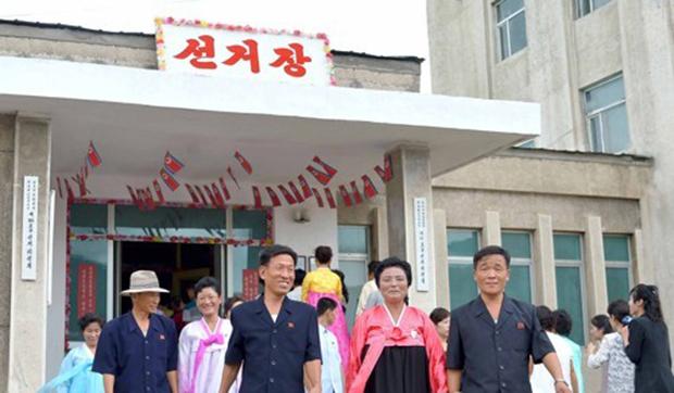 지난 21일 북한 각지에서 도·시·군 등 지방인민회의 대의원 선거가 열렸다고 조선중앙통신이 22일 보도했다.